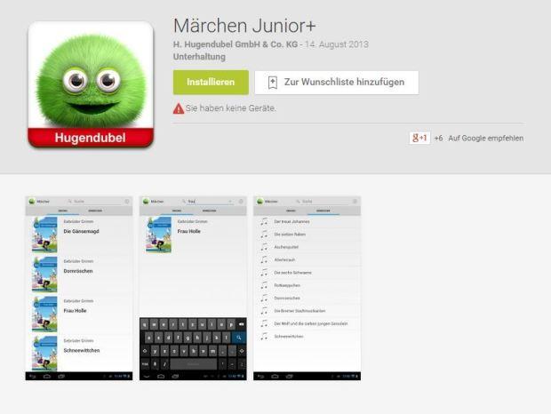Märchen Junior +
