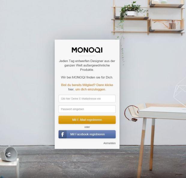 monoqi gutscheine gutscheincodes f r juli 2018. Black Bedroom Furniture Sets. Home Design Ideas