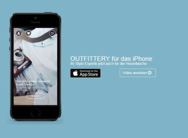 Outfittery App