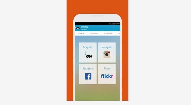 Snapfish App
