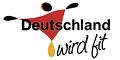 Deutschland wird fit Logo